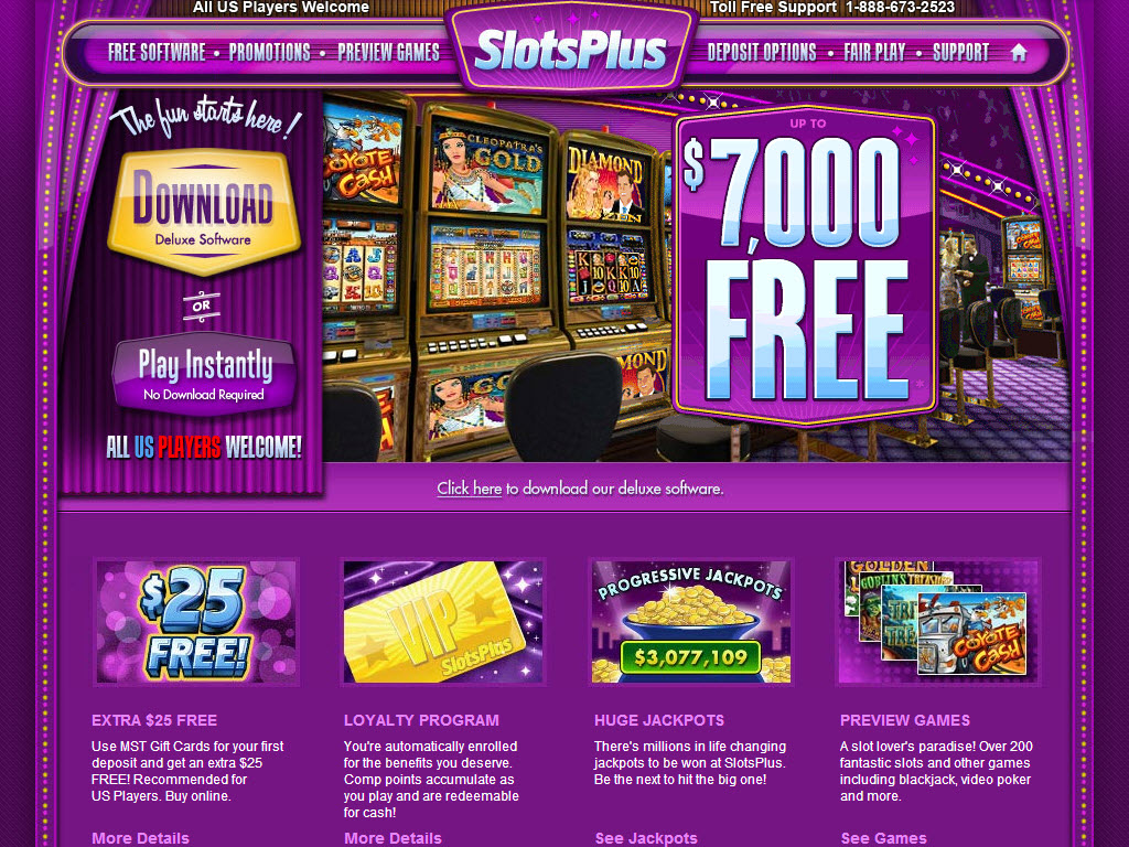 Slots Plus Casino Craps