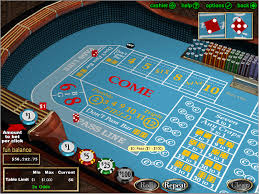 Bovada Casino Craps Games